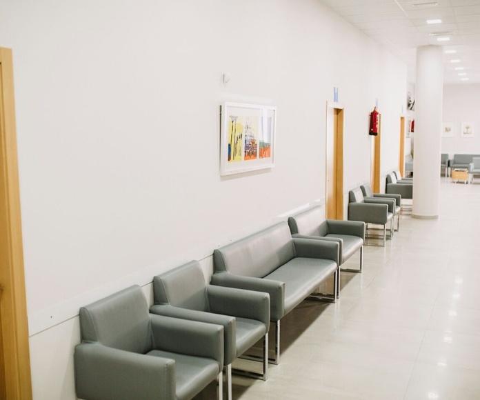 Instalación en Centro Médico Juan XXIII: Productos y servicios de Comume