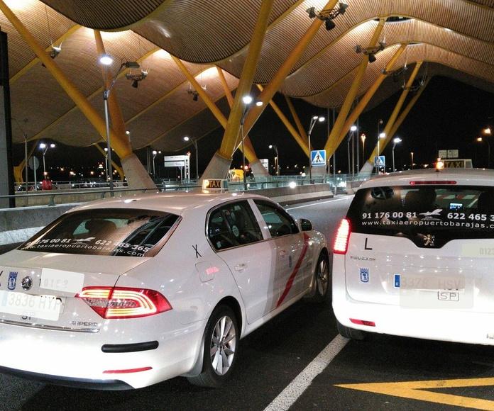 Radio Taxi Tarjeta de Credito Aeropuerto