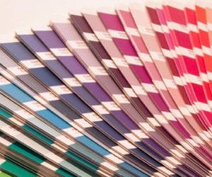 Impresión digital a color