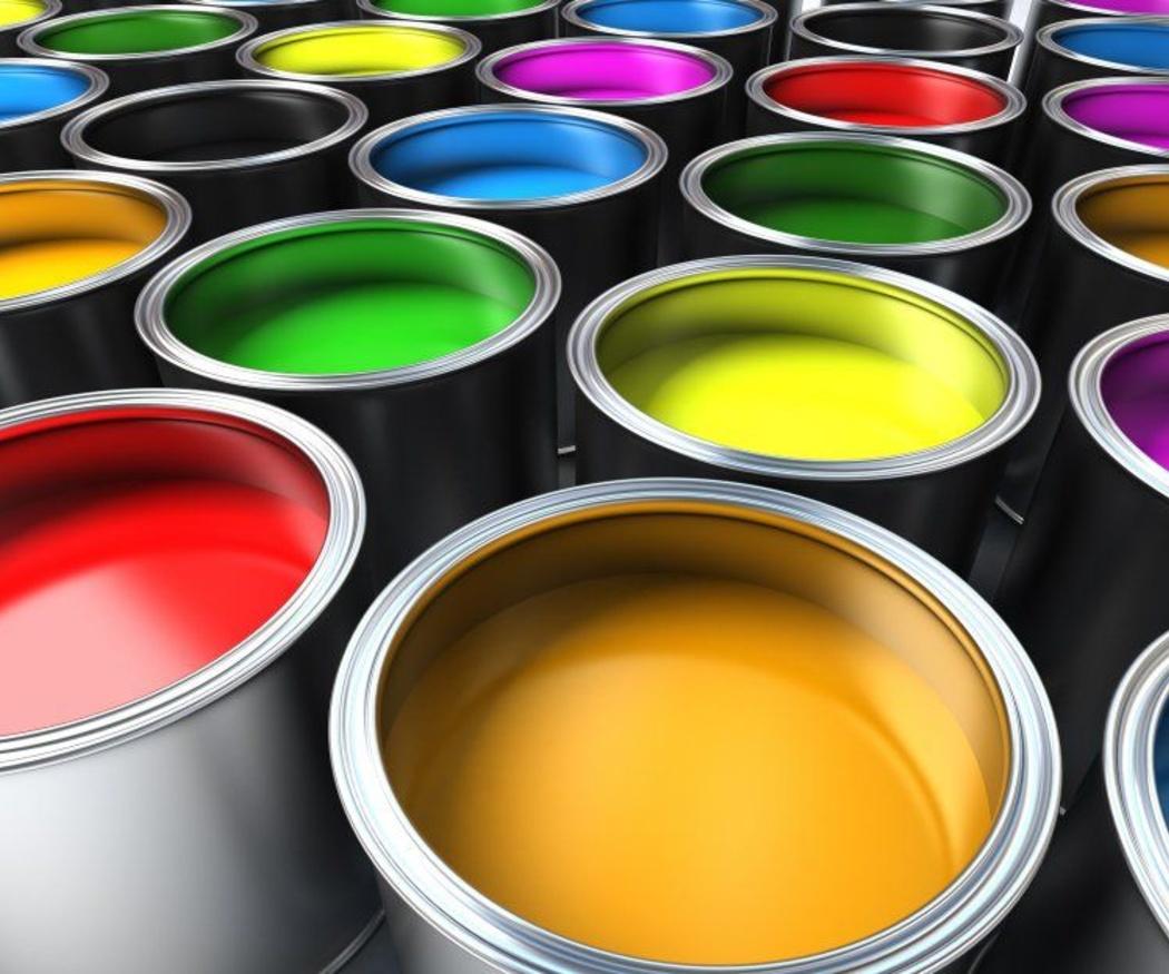 Pinturas plásticas y sus características
