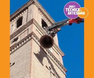 Calendario de campanas - 2001 Técnica y Artesanía