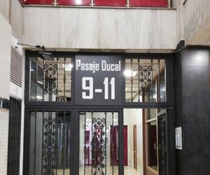 Entrada al portal