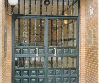 Puertas: Servicios de Cerrajería Miguel Ángel