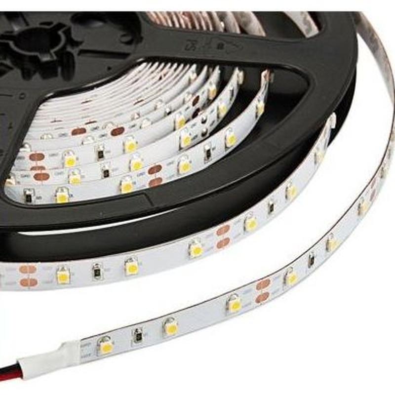 TomaLeds Tira LED 3528 IP20 2700k Calida 5 Mts : Productos y Servicios de Stylepc