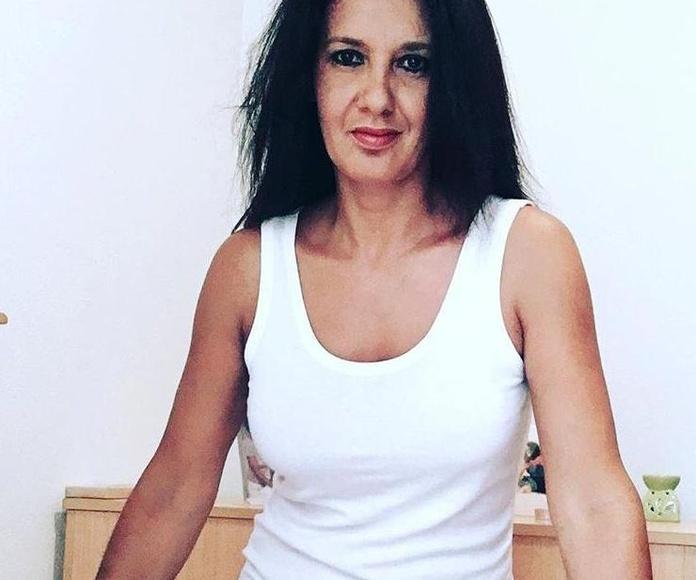 Terapeuta Sandra