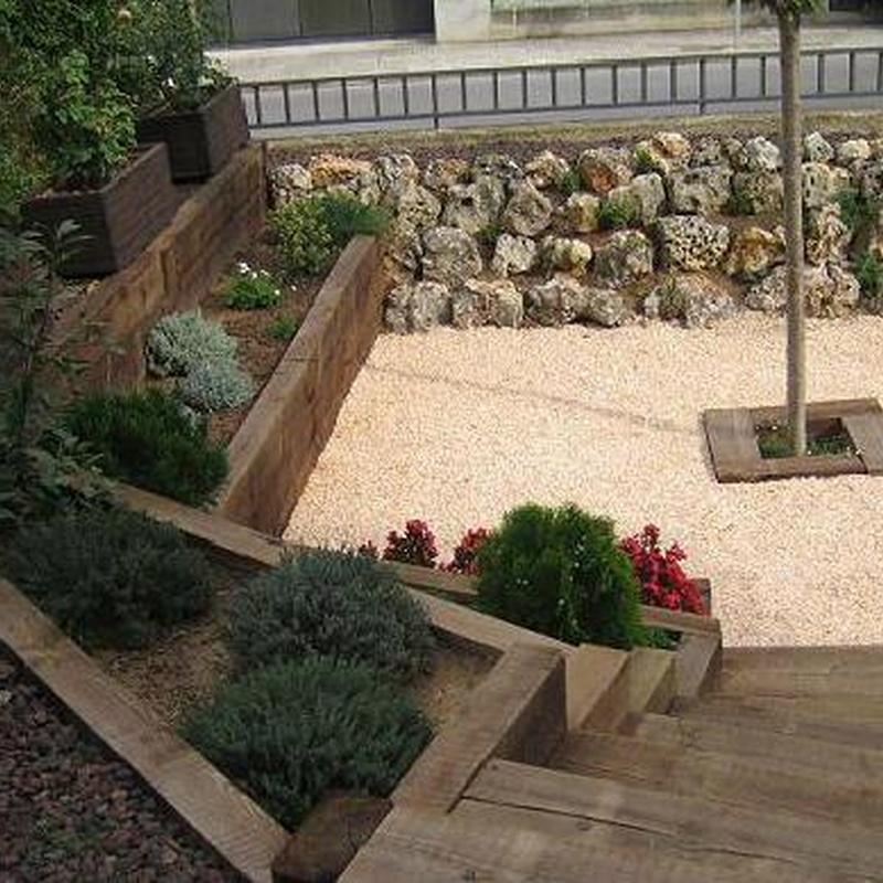 Mantenimiento: Catálogo de Jardineria Costa
