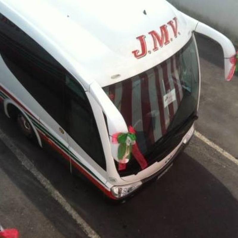 Bodas: Servicios de J. M. Vigiola