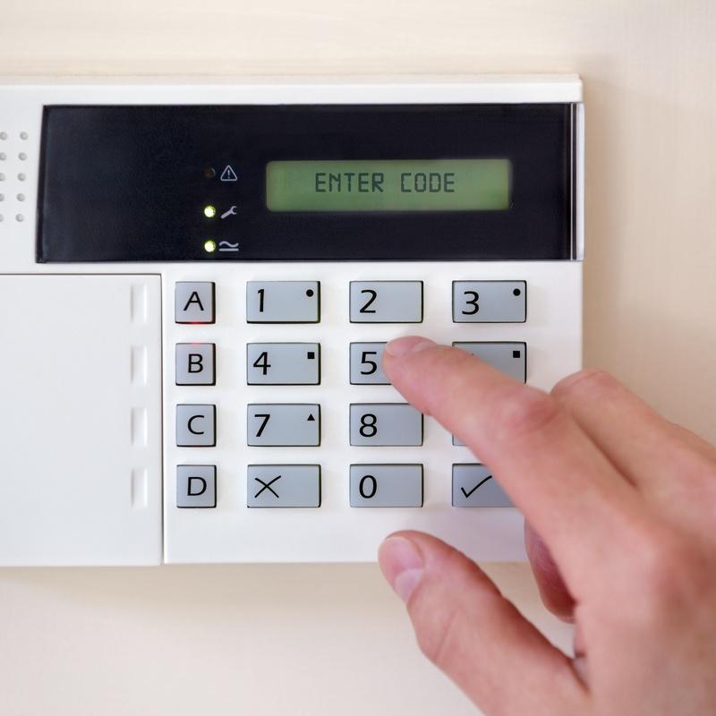 Control de acceso: Sistemas de seguridad de Graline, Sistemas de Seguridad