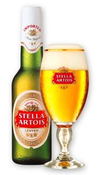 Stella Artois (5,2%)