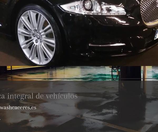 Lavado de coches en Cáceres | Wash & Wash Cáceres