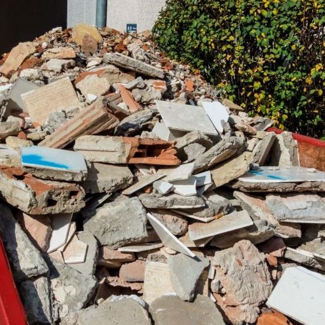 La importancia de la separación de residuos en una obra