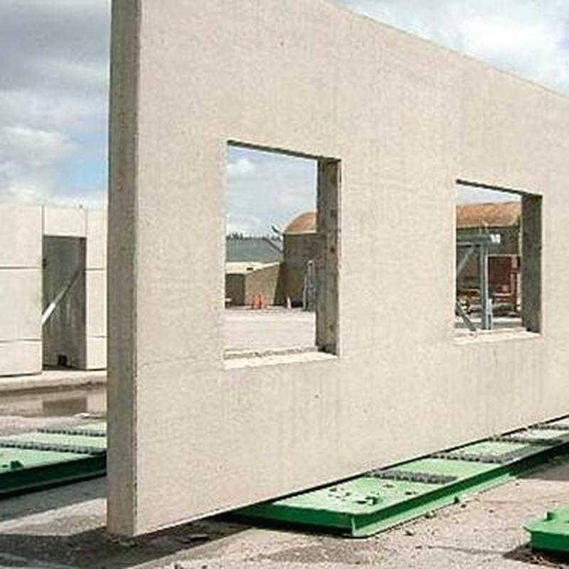 Prefabricados de hormigón: Catálogo de Hnos. Vila Monesterio