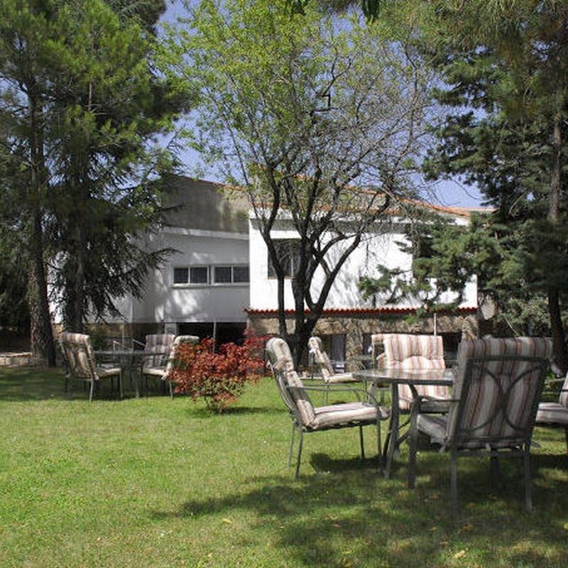 Más instalaciones: Nuestra residencia de Residencia para la tercera edad La Suiza Santa Rita