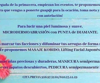 Recogidos de novia: Servicios de Analia Peluqueras