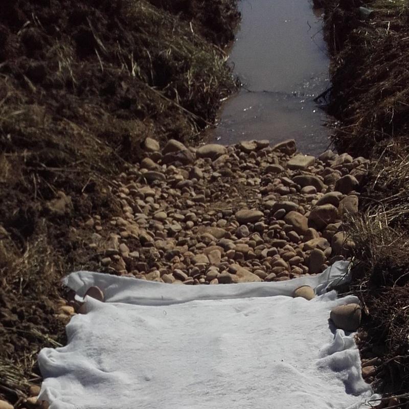 Limpieza de arroyos y desagües: Servicios de Excavaciones López