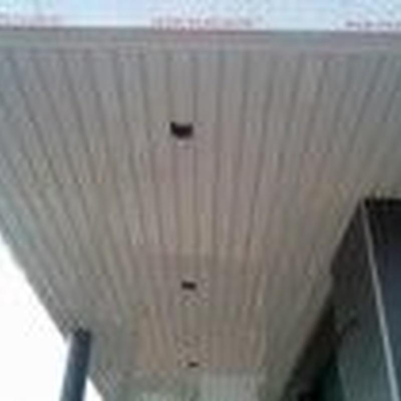 Falsos techos: Productos y Servicios de Aluminis Disa