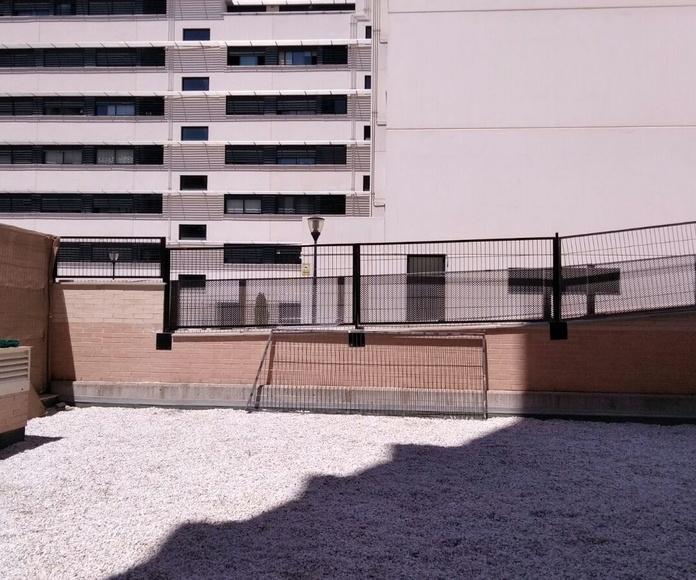 Verjas metálicas Madrid