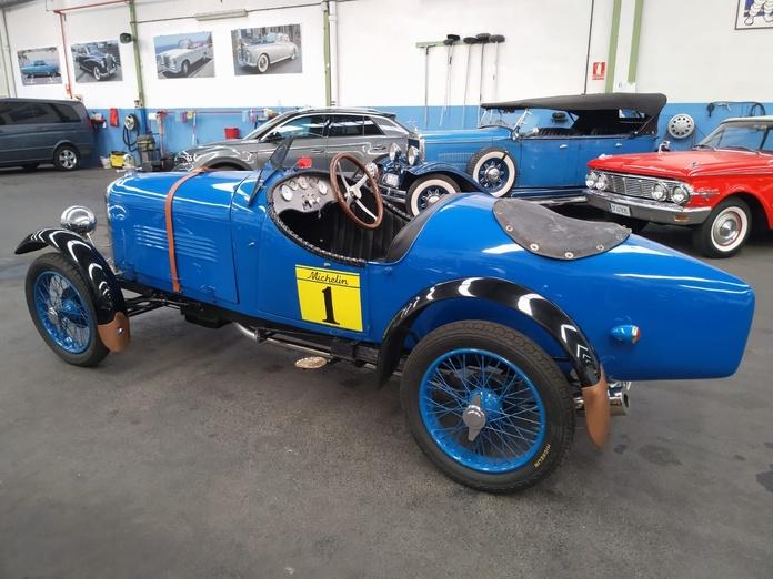 AMILCAR CGS AÑO 1924: Nuestros vehículos de HM LUXURY TRANSPORT