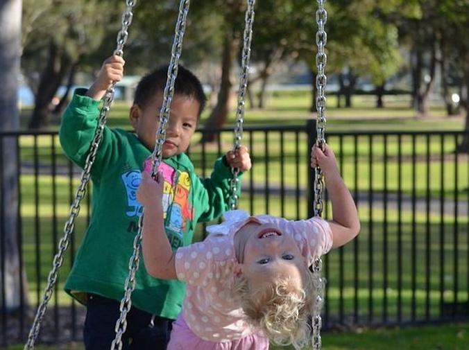 La importancia de la amistad durante la infancia