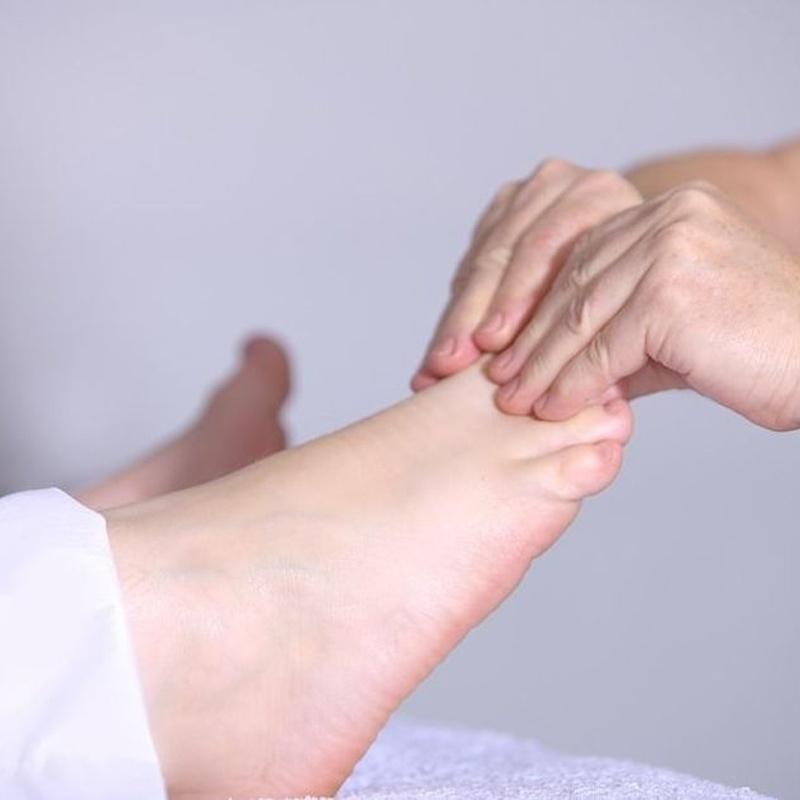 Servicios de podología: Tratamientos de Clínica BP Bucal y Podológica