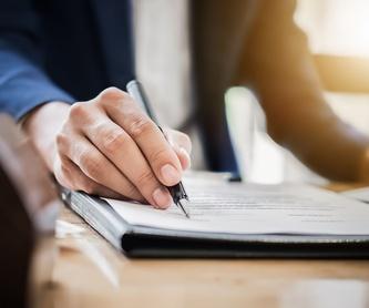 Derecho civil: Áreas de actuación de Pinilla Abogados y Asesores