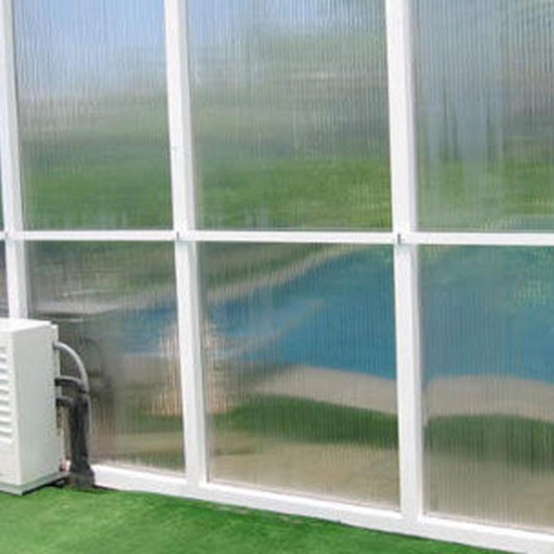 Climatización piscinas: Servicios de Climatizaciones Costablanca, S.L.