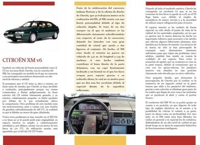 Citroën XM v6 ¡[Todo un Clásico]!