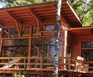 Fabricación de casas de madera