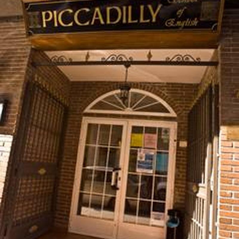 Centros de estudios colaboradores: Catálogo de Piccadilly Idiomas