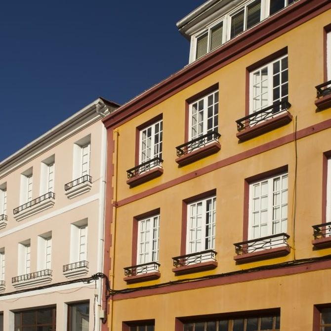 ¿Cuándo hay que pintar una fachada?