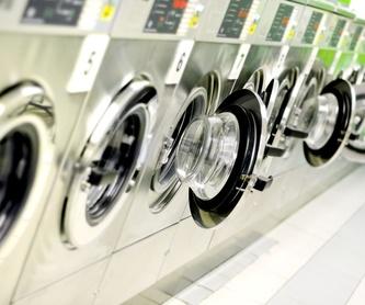 Zona de planchado: Servicios de Lavamur