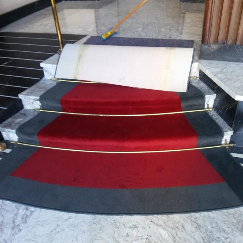 Limpieza de alfombras/Tratamiento antipolillas: Reparación de alfombras de Taller de Alfombras