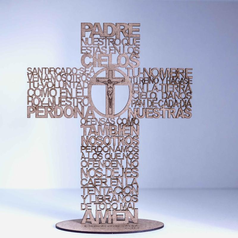 Cruz del Padre Nuestro: Trabajos de Loke Multiplataforma Gráfica, S.L.