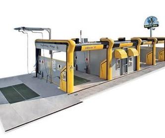 Puente de lavado SHP: Productos de Sojigar