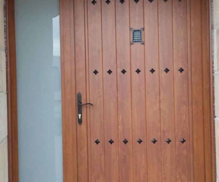 Puertas: Catálogo de Ventanas de Aluminio Miguel