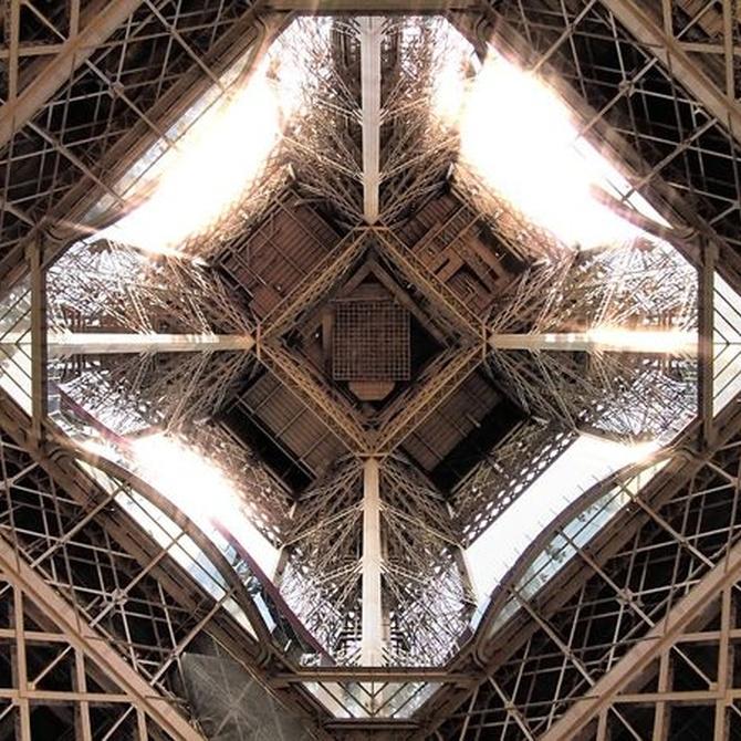 Una de las estructuras metálicas más impresionantes