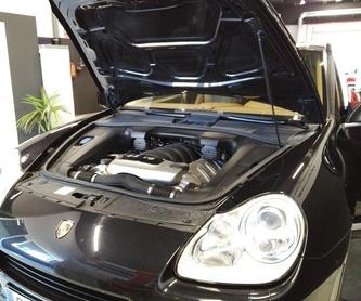 Restauración de vehículos clásicos: Servicios de Garatge Veyrone G3