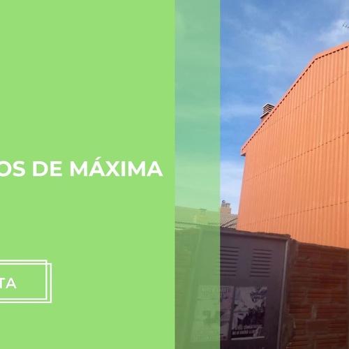 Tabiques pluviales en Lleida | Bon Tabic