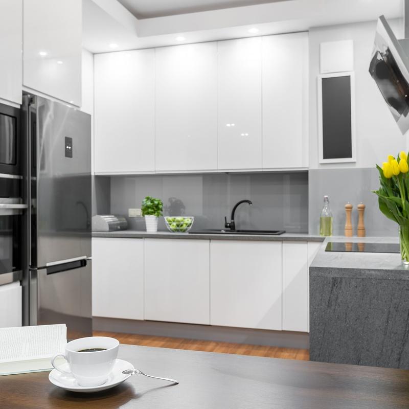 Instalación de cocinas de alta calidad: Servicios de Estudio G2