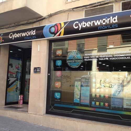 Reparación y venta de móviles en Jaén