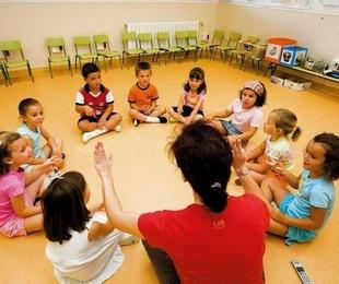 Proyecto de educación para la salud oral en niños.