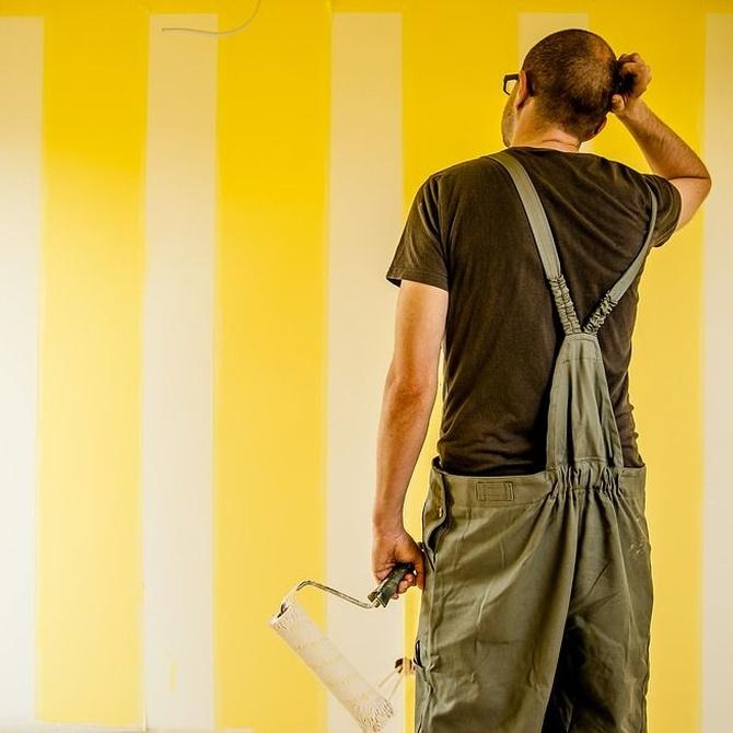 Ventajas de pintar con rodillo