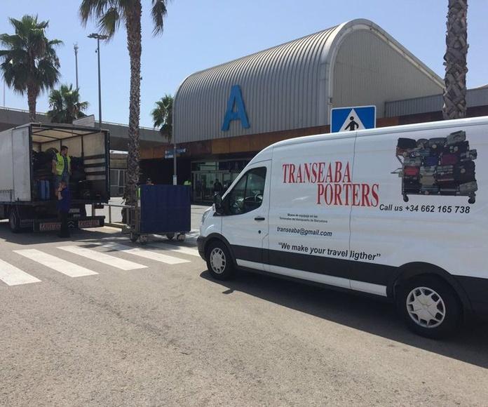 Coordinación, asistencia y logística de grupos: Servicios de Transeaba Porters