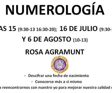 Numerología - Racó Esotèric