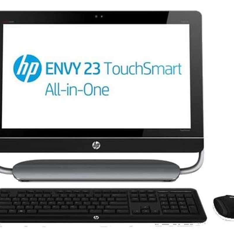 HP Envy Touchsmart 23-D001es