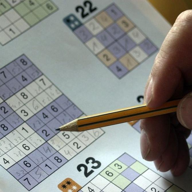 El sudoku, positivo para el cerebro