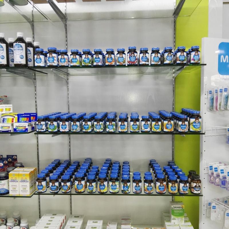 Nutrición: Servicios de Farmacia y Parafarmacia Ramfor e Internacional