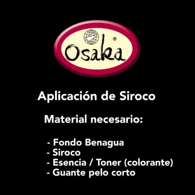 Siroco OSAKA en tienda de pinturas en ventas.