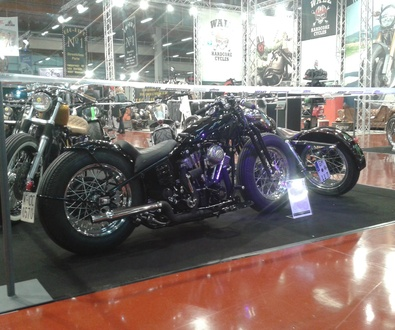 Custombike Bad Salzuflen 2014