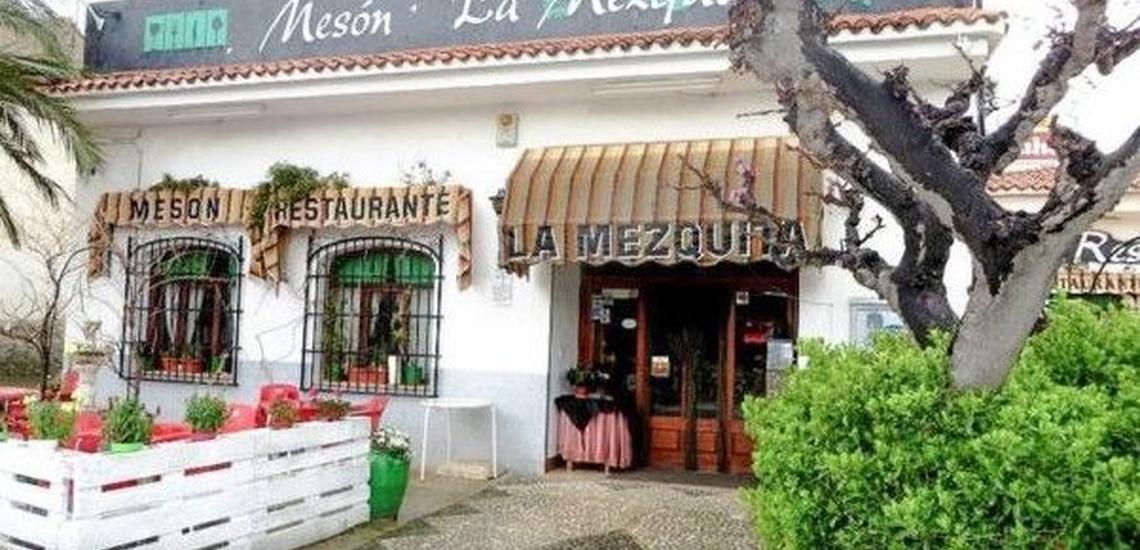 Restaurante de carnes y pescados en Beniardá